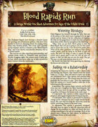 Saga of the Goblin Horde: Blood Rapids Run (Savage Worlds)