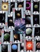 Galactic Countdown Deck