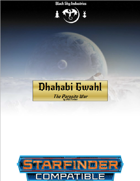 Dhahabi Gwahl, The Parasite War volume 1