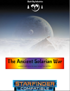 The Ancient Solarian War