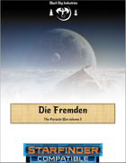 Die Fremden, The Parasite War volume 2
