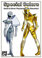 Henshin!: Special Colors Playbooks