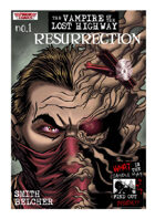 The Vampire of the Lost Highway RESURRECTION #1