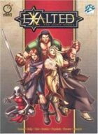 Exalted: The Comic Series - Collection