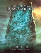 Journey To Ragnarok - The Rune Thief: 4. The Deadmen's Pact