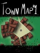 Town Map #1 - Commercial License