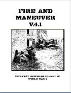 Fire & Maneuver v4.1