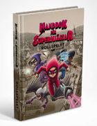 Handbok för Superhjältar - rollspelet