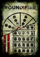 Round of Fire - Wheel and Tokens