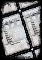Round of Fire - Elements Cards Templates