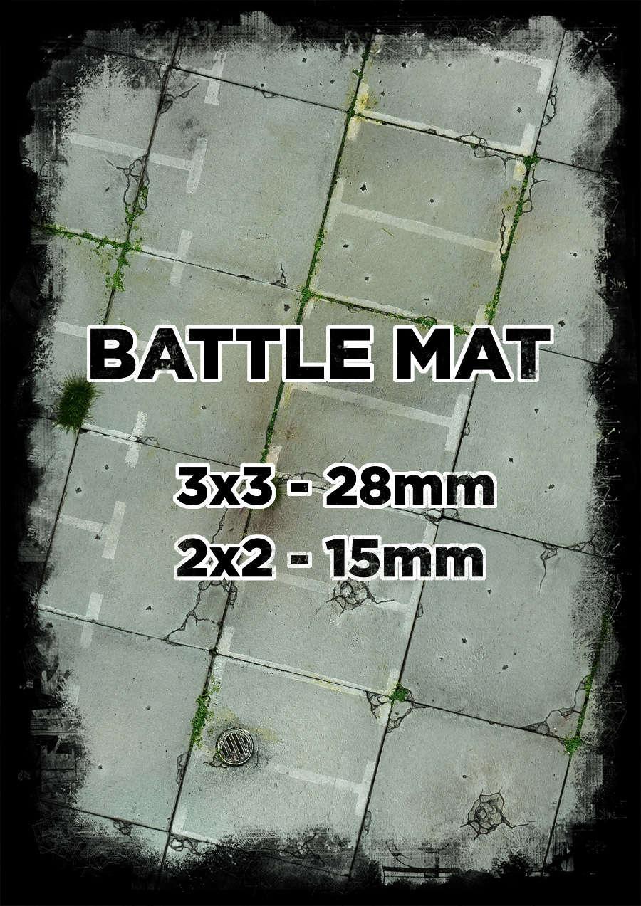 Industrial Battleground Mat