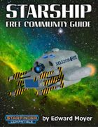 Starship Community Guide Freebie