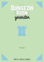 Dungeon Room Generator
