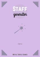 Staff Generator