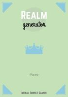 Realm Generator