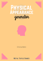Physical Appearance Generator