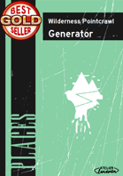 Wilderness Pointcrawl Generator