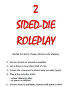 Two Sided Roleplaying