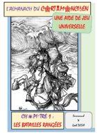 L'Almanach du Cartomancien #1 : les BATAILLES stratégiques