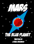 Mars: The Blue Planet