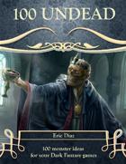 100 Undead (Dark Fantasy)