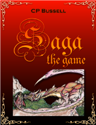 Saga: the Game -GM screen