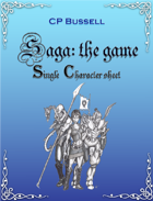 Saga: the Game Character Sheet