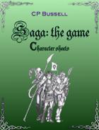Saga: the Game Character Sheets gr