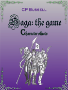 Saga: the Game Character Sheets gtp