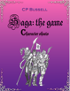 Saga: the Game Character Sheets ptp
