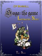 the Game Loremaster Notes ptb