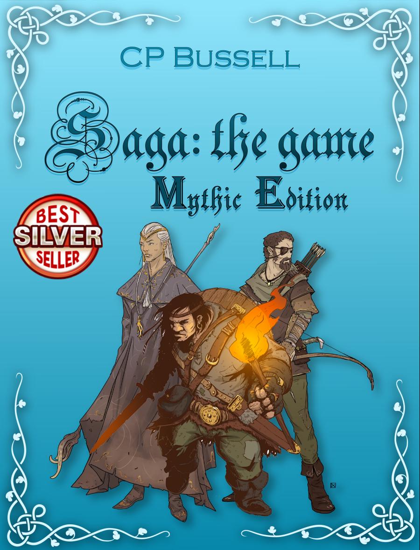 Saga: the Game -Mythic Edition