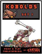 TjuringaToons - Kobold Set 1