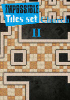 Impossible Tiles: Church 2