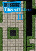 Impossible Tiles: Maze 2