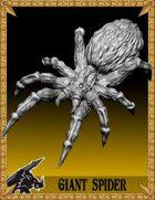 Rocket Pig Games Giant Spider