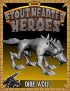 Rocket Pig Games Dire Wolf