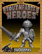 Rocket Pig Games Castle Guard Swordsman