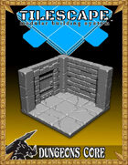 Tilescape™ DUNGEONS Core Set (by Rocket Pig Games Inc)
