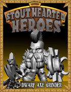Rocket Pig Games Dwarf Axe Grinder