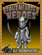 Rocket Pig Games Elf Swordmaster