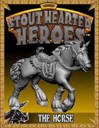 Rocket Pig Games SHH Horse