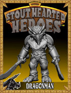 Rocket Pig Games SHH Dragonman