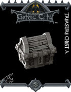 Rocket Pig Games GOTHIC CITY Treasure Chest A