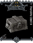 Rocket Pig Games GOTHIC CITY Treasure Chest B