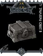 Rocket Pig Games GOTHIC CITY Treasure Chest B