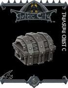 Rocket Pig Games GOTHIC CITY Treasure Chest C