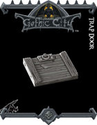 Rocket Pig Games GOTHIC CITY Trap Door