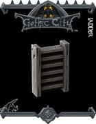 Rocket Pig Games GOTHIC CITY Ladder