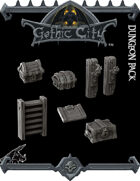 Rocket Pig Games GOTHIC CITY Dungeon Pack (TILESCAPE 2.0)